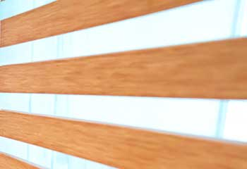 Wood Blinds | Oak Park
